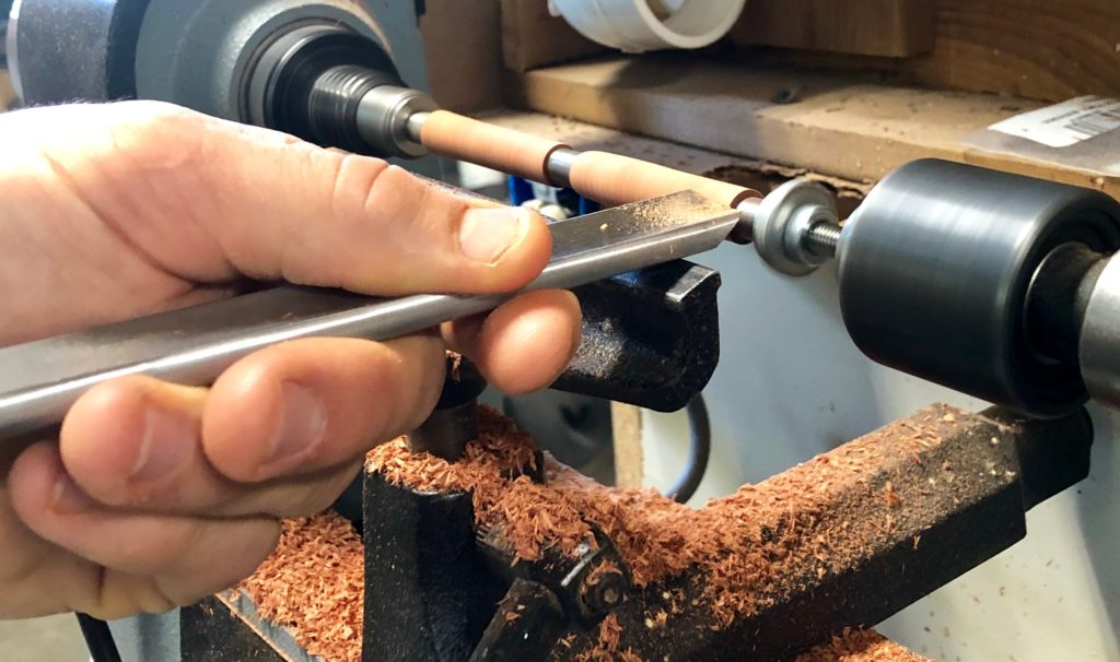 Monthly meetup - Pen Turning